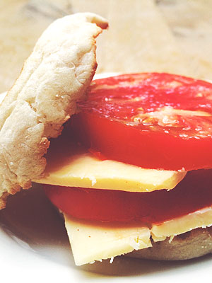 Alex Guarnaschelli Tomato Sandwich