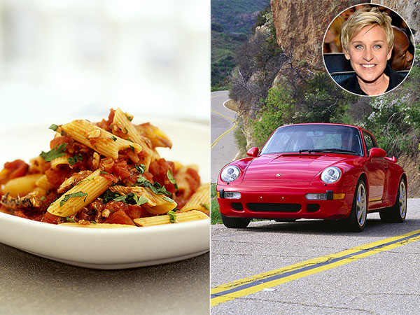 Ellen Degeneres Favorite Things