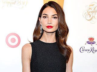 WATCH: Lily Aldridge Strips Down for One Very Sexy Dinner Party | Lily Aldridge