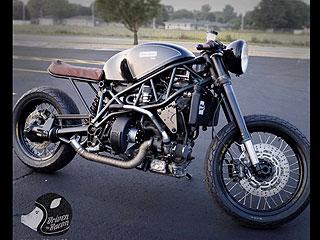Hormel Bacon Grease Motorcycle