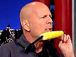 Bruce Willis Has a Brilliant New Invention for Eating Corn on the Cob | Bruce Willis