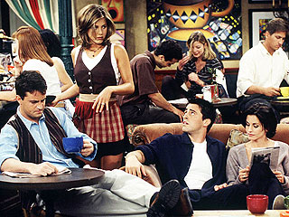 Friends Central Perk Coffee Shop in New York