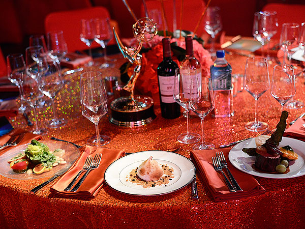 Emmy Governors Ball Recipes