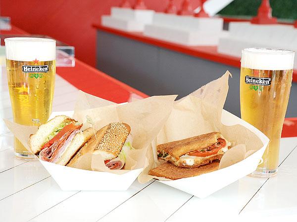 U.S. Open Italian Sandwich Recipe