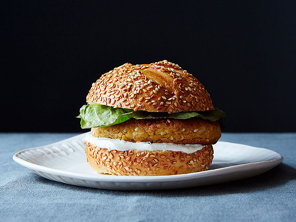How To Make a Veggie Burger