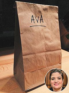 Alex Guarnaschelli School Lunches