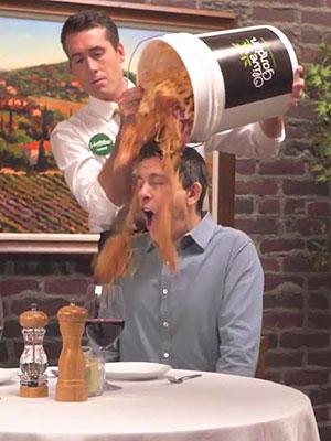 Jimmy Kimmel ALS Pasta Challenge
