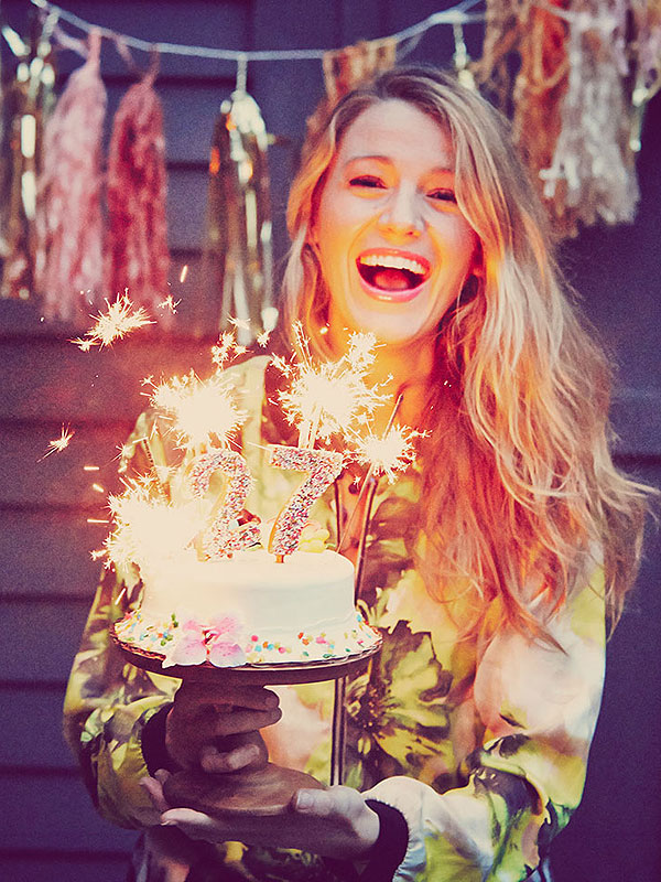 Blake Lively date of birth