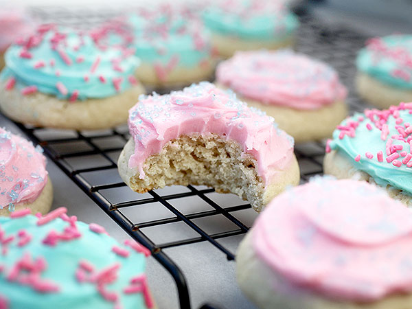 Bakerella Sour Cream Sugar Cookies