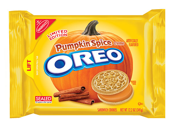 Oreo Launches Pumpkin Spice Cookies For Fall Great Ideas