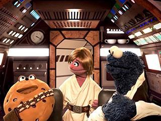 Sesame Street Star S'Mores