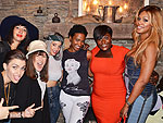 Get the 'Taystee' Truffle Mac 'n' Cheese from OITNB's Danielle Brooks's Birthday | Laverne Cox