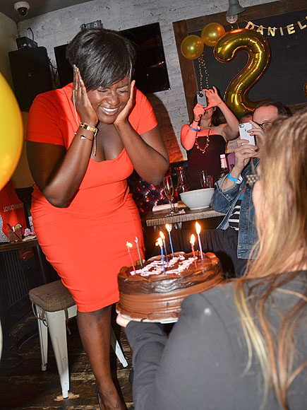 Danielle Brooks Birthday 2