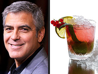 George Clooney Italian Cocktail