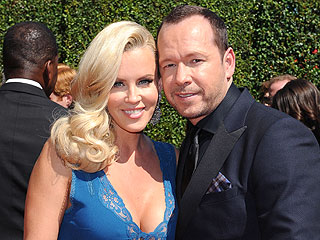 Donnie Wahlberg and Jenny McCarthy Have Hot Chocolate Together Every Night