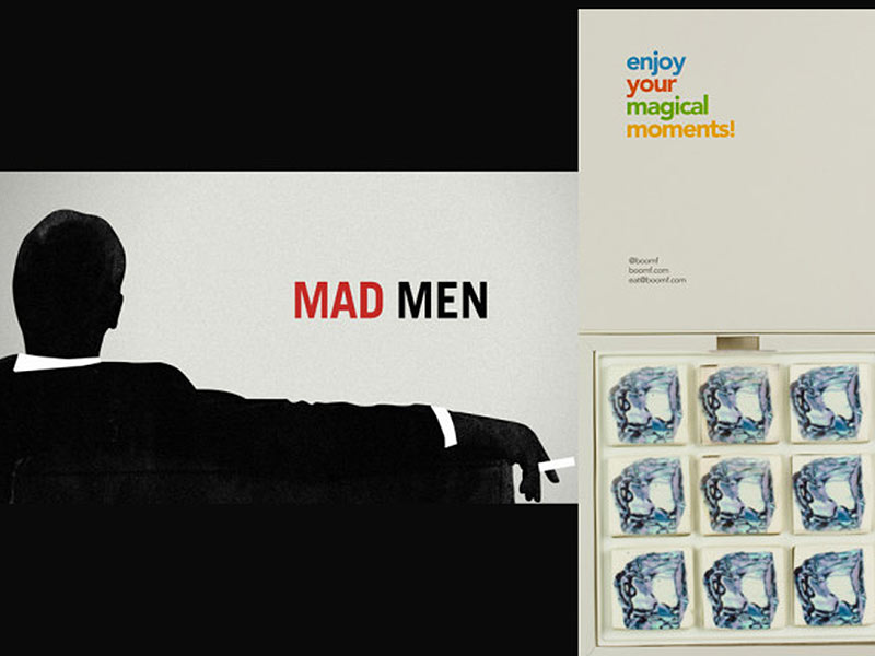 Mad Men Marshmallows