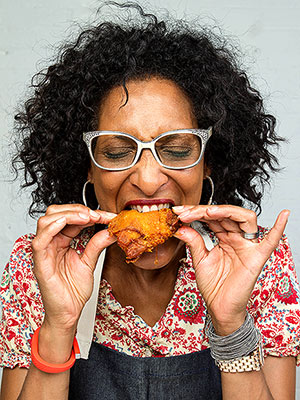 Carla Hall Southern Restaurant