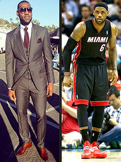 LeBron James Weight Loss