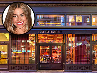 Sofia Vergara Lunches at Her 'Fave New York Restaurant'