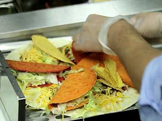 Taco Bell Pinata