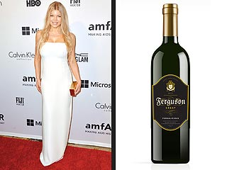 We Rate Fergie's New Wines Using Her Own Lyrics