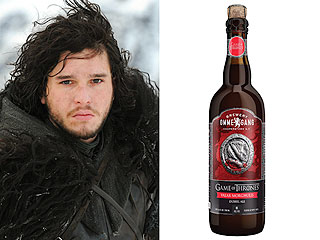 Raise a Goblet! There's a New Game of Thrones Beer | Kit Harington