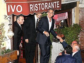 Clooney Wedding