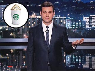 Jimmy Kimmel Barista Spelling Bee