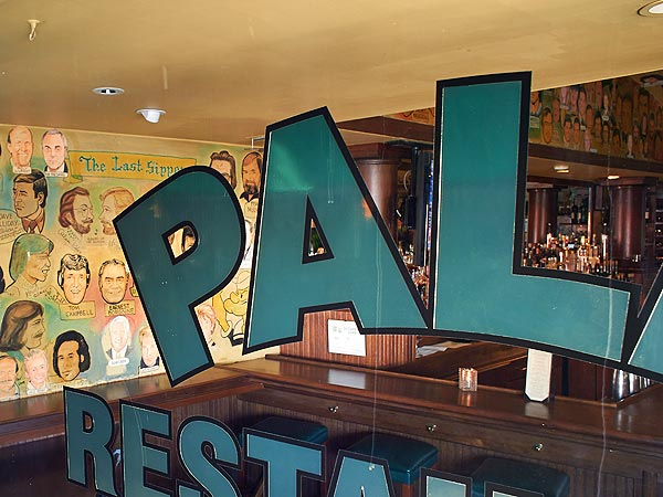 See the palm restaurant s celebrity murals one last time for Celebrity mural