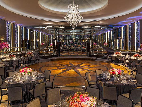 Rainbow Room Reopening Rockefeller Center New York City