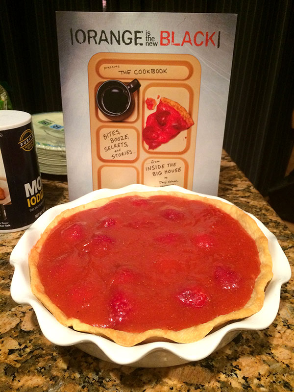 OITNB Pie