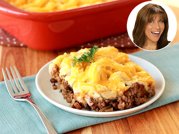 HUngry Girl Cottage Pie