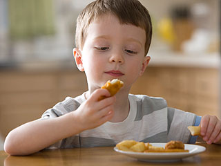 Kids Eat at Restaurant Daniel