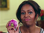 Watch Michelle Obama Rap: 'Turnip For What?'