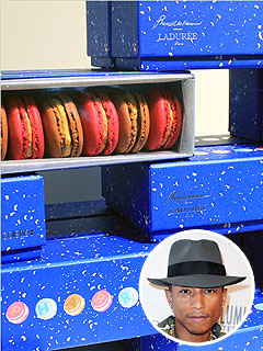 Laduree x Pharrell