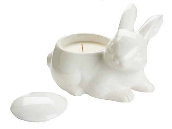 Bunny Candle