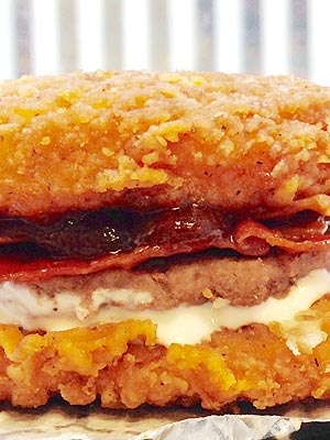 Homemade Double Down