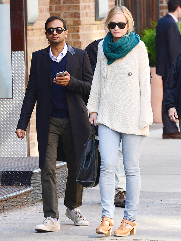 Aziz Ansari Girlfriend