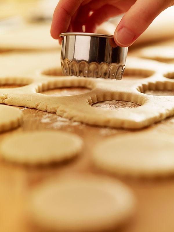 White House Halloween Cookie Dough Recipe