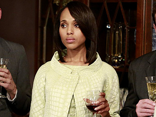 Apparently Scandal's Olivia Pope Is Drinking Wine All Wrong | Kerry Washington