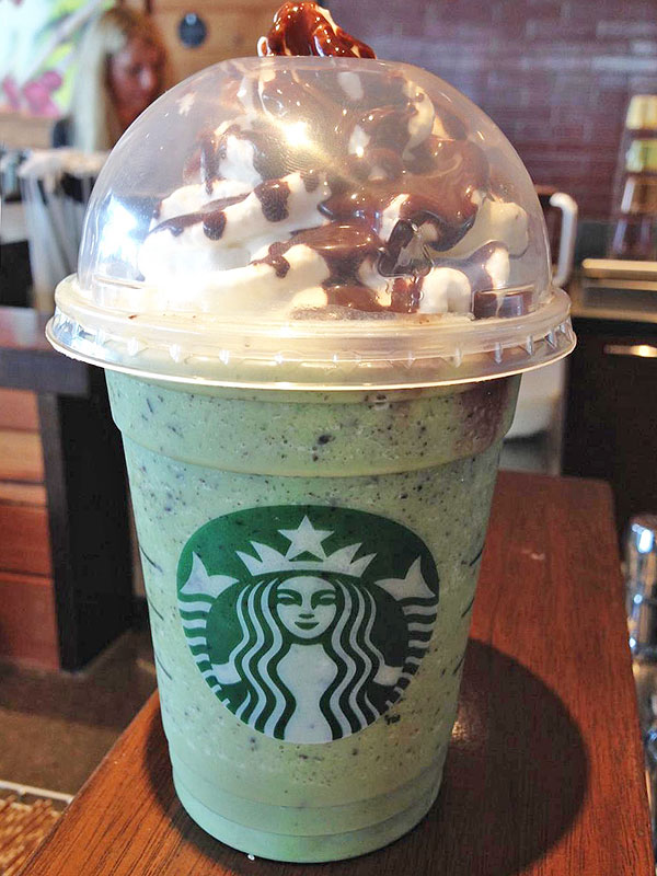 Starbucks Launches Franken Frappuccino - Great Ideas : People.com