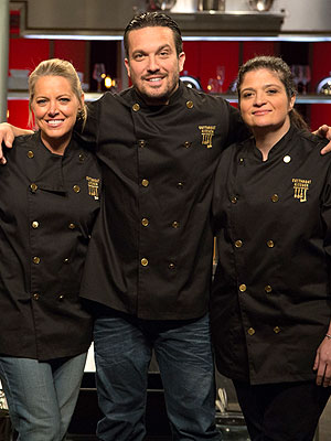 Cast of Cutthroat Kitchen