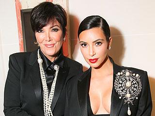Kris Jenner: 'Kim Cooks a Lot at My House' | Kim Kardashian, Kris Jenner