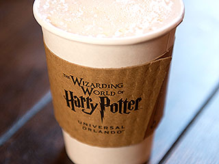 Attention, Harry Potter Fans: Hot Butterbeer Has Arrived – and We Tried It!