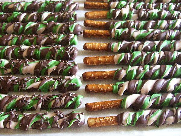 Recipes Camouflage Desserts Camouflage Cake Cookies