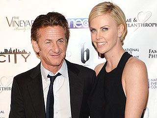 Sean Penn and Charlize Theron's Spicy L.A. Date Night | Charlize Theron, Sean Penn