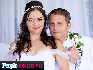 See Danica McKellar's 'Luau-Themed' Wedding Cake (PHOTOS)