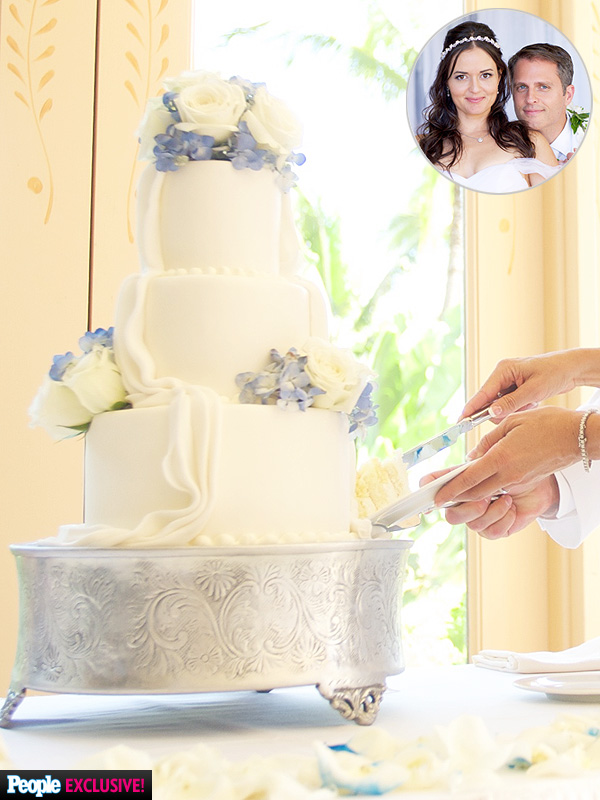 Danica Mckellar Wedding Cake Celebrity Wedding Cakes Wonder Years
