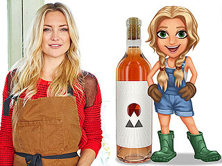 Kate Hudson on Becoming a FarmVille Avatar: 'I'm Really Digging the Outfit'