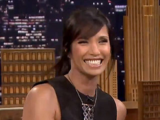 Padma Lakshmi's 5 Game-Changing Tips for Hosting Thanksgiving | Jimmy Fallon, Padma Lakshmi